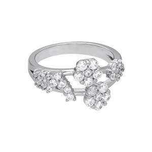 Silver by Given Sõrmus W53491625