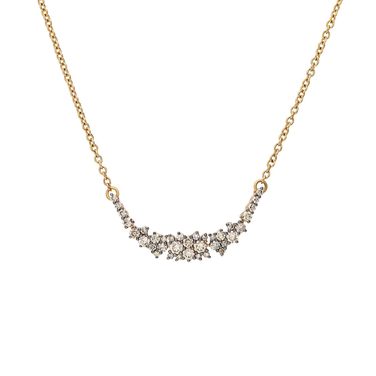 Brusi Ожерелье W41742356