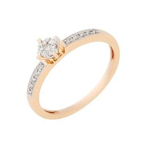Gold Diamonds Sõrmus W56080456