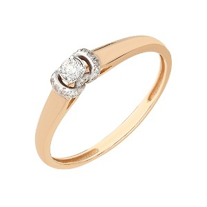 Gold Diamonds Sõrmus W58913282